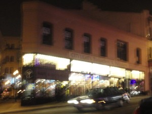 City Lights Bookstore photo by Eileen Ridge