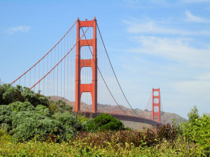 Golden Gate Bridge by @notbangalore
