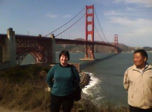 Golden Gate video grab