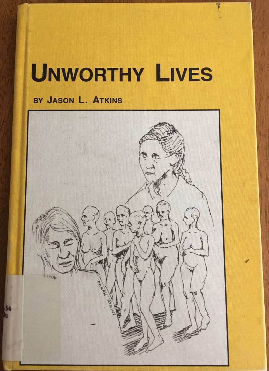 Unworthy Lives cover